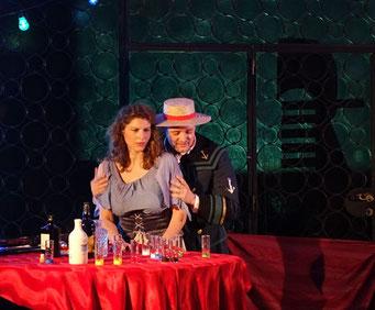 Der Liebeswalzer, Ensemble Oper@Tee, Ziehrer 2017/18 (c) Oper@Tee