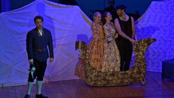 Eine Nacht in Venedig, Oper@Tee 2019 (c) Heinz Lasek