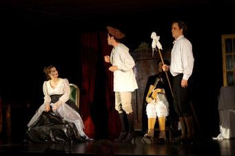 Der Sackpfeifer Ensemble Oper@Tee 2015 (c)Michael Schefts