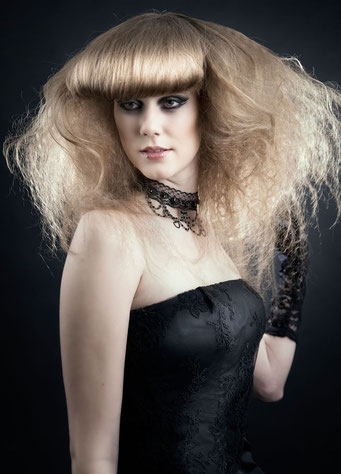 Newcomer 2011 - Hair: Theresa Schirz - Foto: Stefan Dokoupil