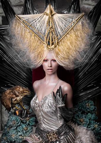 Avantgarde 2012 - Hair: Alexander Lepschi - Foto: Stefan Dokoupil