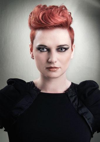 Damen 2012 - Hair: Stefan Schedlberger - Foto: Stefan Dokoupil