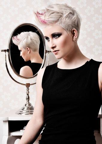 Damen 2013 - Hair: Stefan Schedlberger - Foto: Stefan Dokoupil