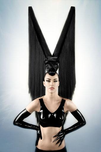 Avantgarde 2010 - Hair: Alexander Lepschi - Foto: Stefan Dokoupil