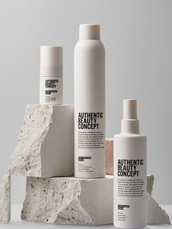 Authentic Beauty Concept - STYLING