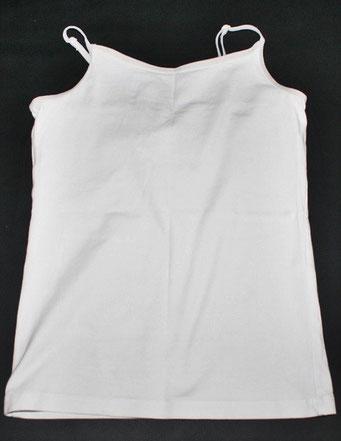 Art.1.16.610 gr146-152 H&M verstellbare Träger unterhemd, 2chf