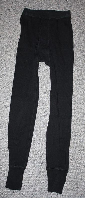 art.1.16.198 gr152 Lange Unterhosen mit Schlitz, 3chf