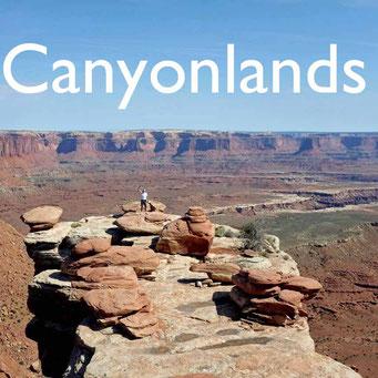 Wohnmobilreise USA Südwesten Canyonlands  Reiseblog