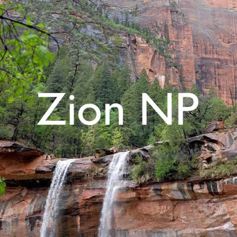 Wohnmobilreise USA Südwesten Zion  Reiseblog