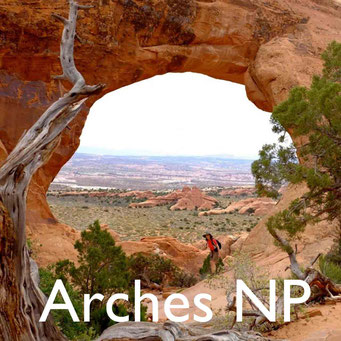 Wohnmobilreise USA Südwesten Arches  Reiseblog