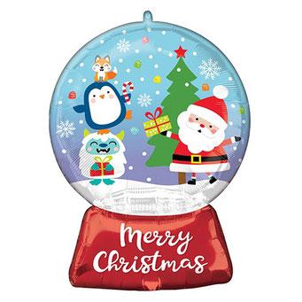 クリスマススノーグローブ42043 50×68cm