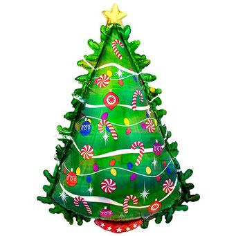 アイグリーンクリスマスツリー40426 66×91cm
