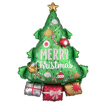 クリスマスツリーガーランド38298 63×86㎝