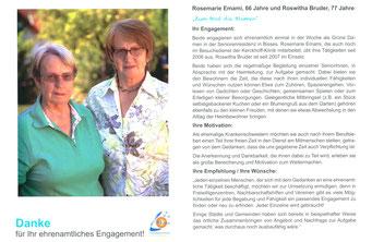 Ehrenamtskalender 2016 vom FWZ Bad Nauheim, Blücherstr. 23/www.fwz-badnauheim.de: ROSEMARIE EMAMI und ROSWITHA BRUDER, Seniorenbegleiterinnen. Kontakt über:http://www.fwz-badnauheim.de/F%C3%BCrFreiwillige/ImT%C3%A4tigkeitsangebotaussuchen/T%C3%A4tigkeits