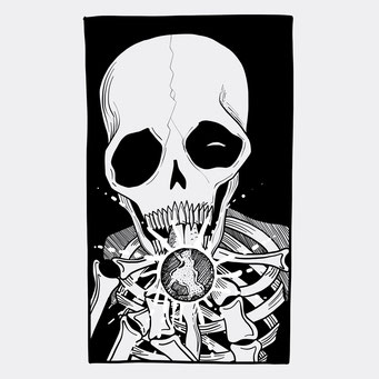 skull,illustration,art,スカル,イラスト