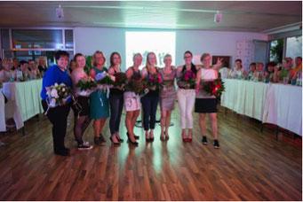 Ladiesfirst Hamm Clubgeburtstag und Neueröffnung Kirsten Bruennich und Team