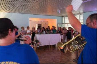Ladiesfirst Hamm Clubgeburtstag und Neueröffnung mit vielen Gästen