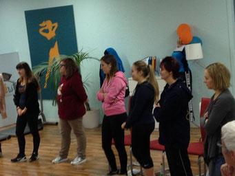 Ladiesfirst Hamm Selbstverteidigung für Frauen: Wir wollen wissen, wie es geht