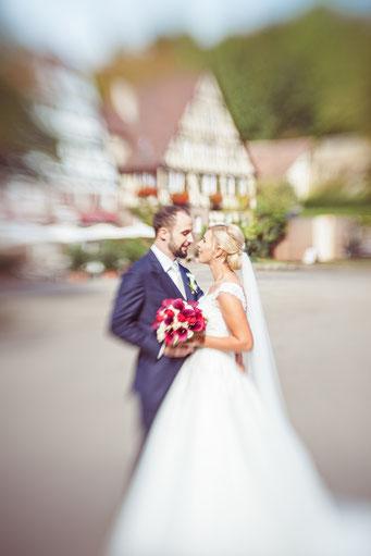 Anne & Sebastian - Brautpaar des Monat - Fotos by Stefanie Anderson