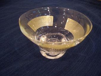 『銀箔茶碗』 20,000円