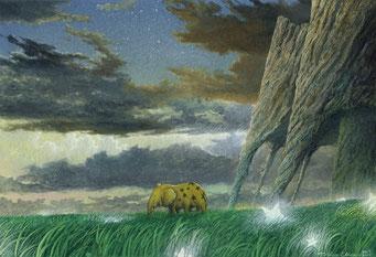 魔法の草原