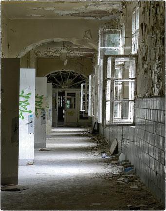 Tbc-Krankenhaus