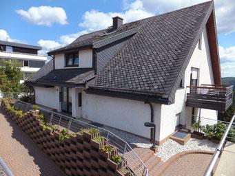 Ferienwohnung Schanzenblick - Haus