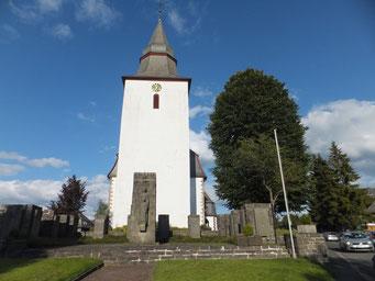 Winterberg - Stadt - Kirche