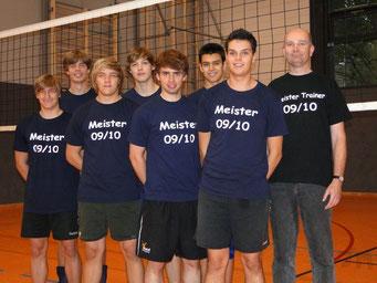 2.Herren Meister Bezirksklasse 2009/10