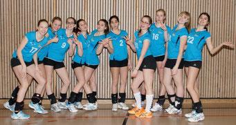 VfL Geesthacht Hamburger Meisterschaft U18 2014 4.Platz