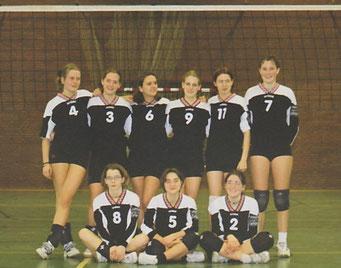 3.Damen 1998/99