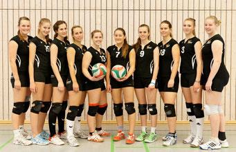1.Damen Verbandsliga 2012/13