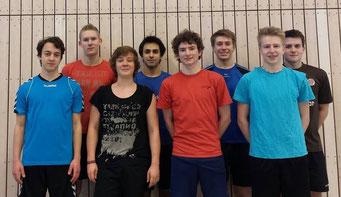VfL Geesthacht Hamburger Meisterschaft U20 2014 2.Platz