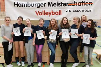 Hamburger U16 Meister 2013