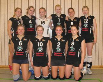 1. Damen Verbandsliga 2008/09