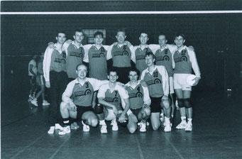 1.Herren Landesliga Aufstieg 1996