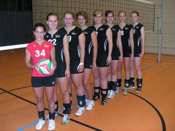 2.Damen 2010/11
