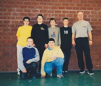 Norddeutsche D-Jugendmeisterschaft 2002 (3.Platz)
