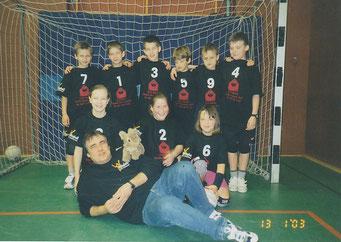 Jugendliga 2002/03