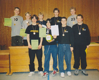 Hamburger C-Jugendmeisterschaft 2003