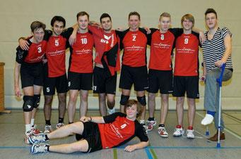 1.Herren Landesliga 2013/14 4.Platz