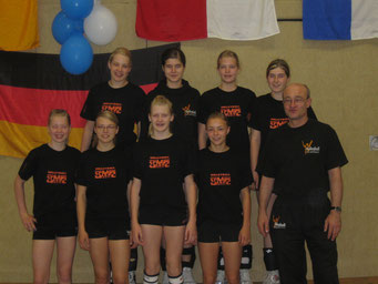 Deutsche U15 Meisterschaften 2007