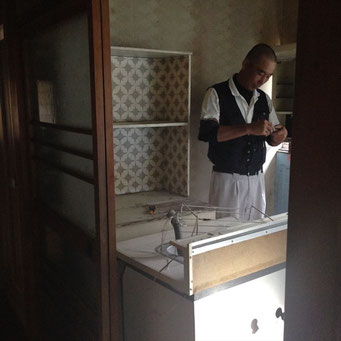 福山市の注文住宅はNacca Design お風呂のリフォーム実績4