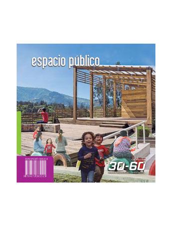 """30-60 cuaderno latinoamericano de arquitectura """"espacio público""""/ artículo de crítica Bv. Sabana Grande de Caracas, Venezuela"""