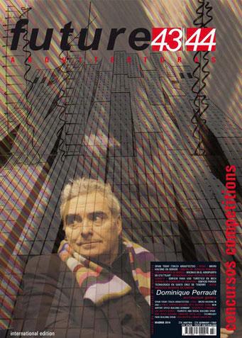 Revista imnternacional FUTURE / publicación Concurso Biblioteca de Campana.