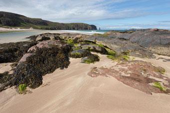 Sandwood Bay, Am Buchaille, Sutherland