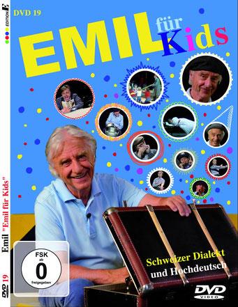 """DVD 19 """"Emil für Kids"""""""