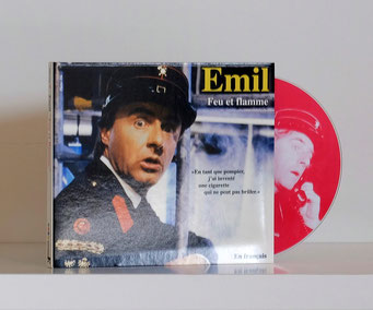 "CD 6 ""Feu et flamme"""