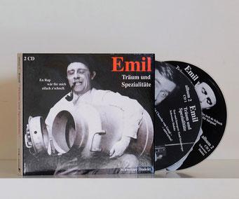 """Doppel-CD 2 """"Träum und Spezialitäte"""""""