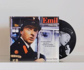 """CD 3 """"Füürobig"""""""